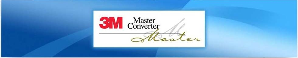 3M Preferred Converter   3M Distributor   3M Transfer