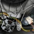 wiring of washing machine motor