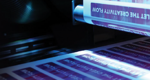 3M Versatile Print Label Material