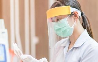Protective Medical Face Shield