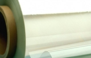 Image of polyester film