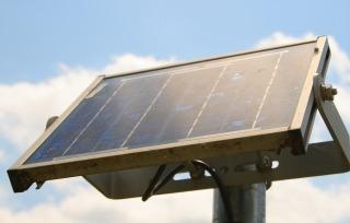 PEN Film Solar Panel