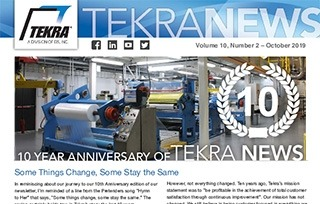 Tekra Newsletter Volume 10 Number 2