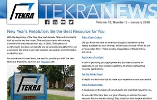 Tekra Newsletter Volume 10 Number 3
