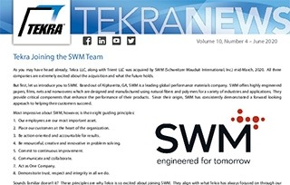 Tekra Newsletter Volume 10 Number 4