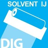 JetView Solvent Inkjet White Gloss/Gloss Polyester | Tekra
