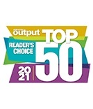 Digital Output Selects Tekra in Top 50 Companies List