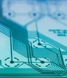 Electronic flex circuit